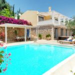 Staying In A Villa In Corfu
